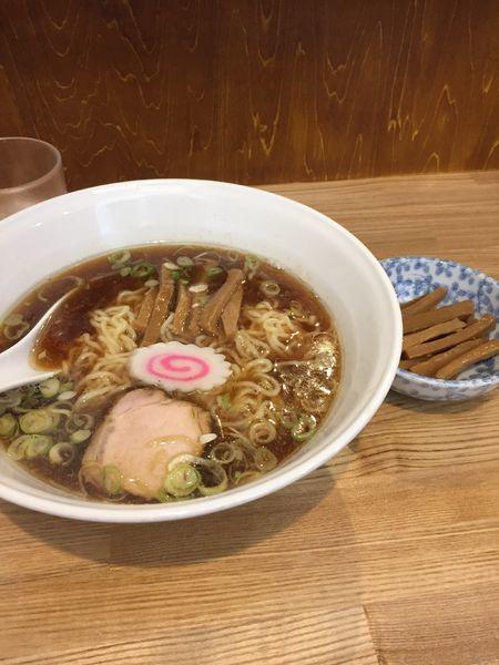 「中華麺」@三鷹大勝軒の写真