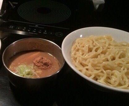 「濃厚つけ麺」@フジヤマ55 KOFUバイパス店の写真