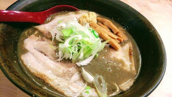 「煮干ラーメン」@にぼしらーめん88の写真