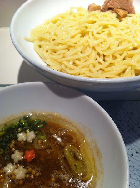 「つけ麺」@らーめんと甘味処 九月堂の写真