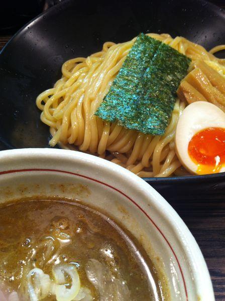 「魚介豚骨つけ麺」@つけ麺 きらりの写真