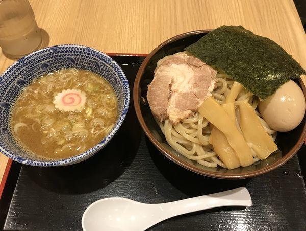 「味玉つけ麺」@舎鈴 有楽町新東京ビル店の写真