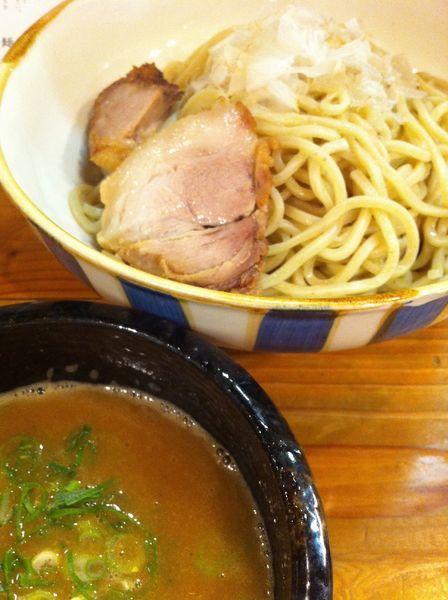 「濃厚つけ麺」@麺や拓 堀江本店の写真