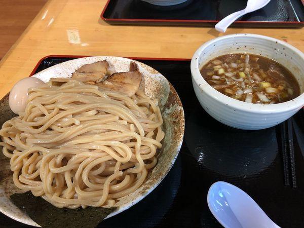 「つけ麺大盛り」@零(ゼロ)の写真