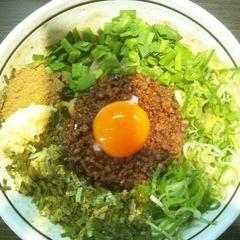 濃厚担々麺 はなび 蟹江店の写真