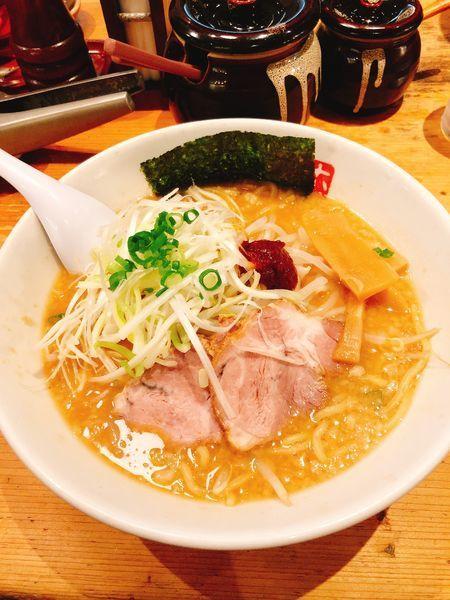 「味噌ラーメン  880円」@野方ホープ 目黒店の写真