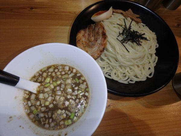 「魚介つけ麺 (800円)」@SOUPNUTSの写真