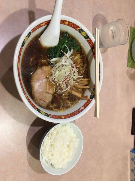 「醤油ラーメン」@まるともラーメンの写真