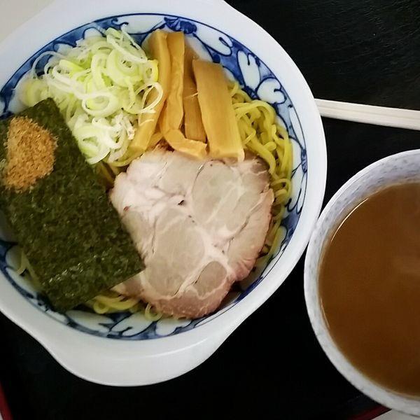 「濃厚魚介つけ麺 580円」@麺s'はうす 玉造店の写真
