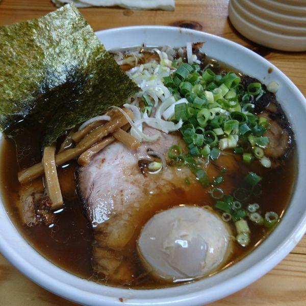 「鎌倉チャーシュー麺」@鎌倉家の写真