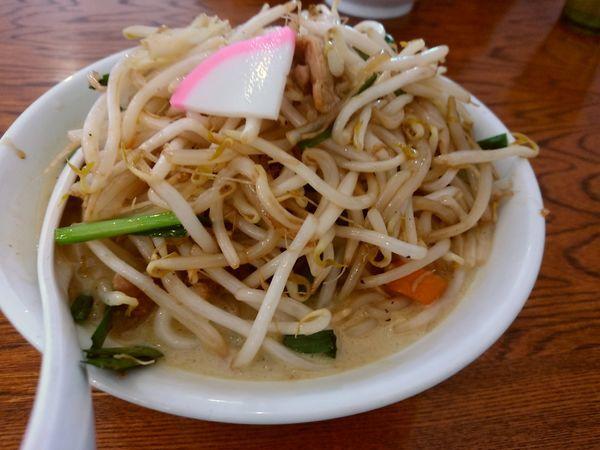 「カレータンメン(並盛・150g)800円」@極濃湯麺 フタツメ 貝沢店の写真