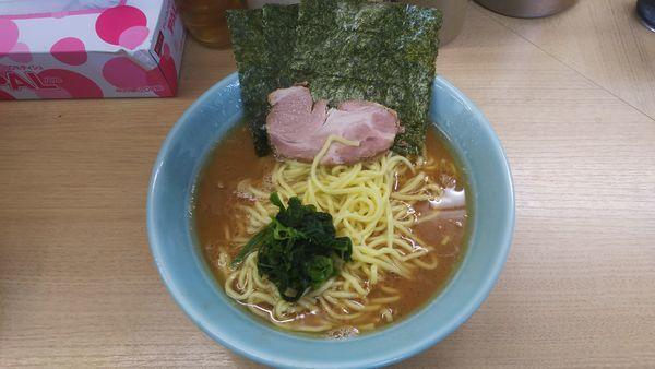 「ラーメン」@横浜らーめん 武蔵家 池袋店の写真