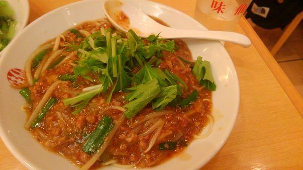 「台湾ラーメン他」@中国台湾料理 味仙 中部国際空港店の写真
