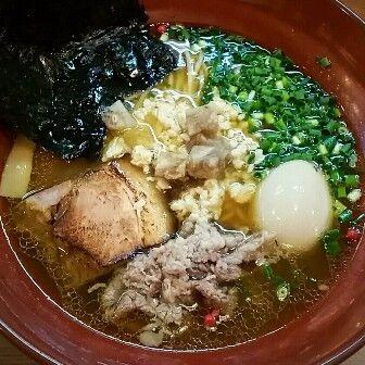 「極-Kiwami- 正油SOBA 890円」@麺家 Shumen Doushiの写真
