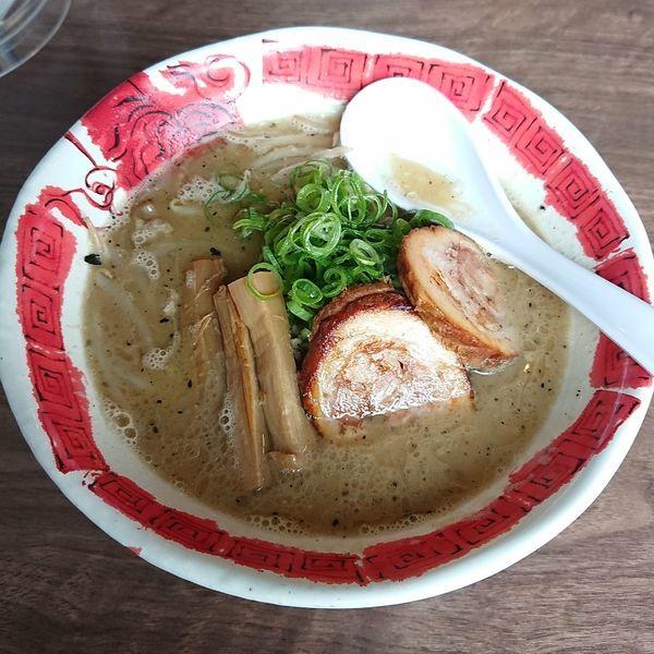 「我流札幌ラーメン 飛燕  @750円」@我流麺舞 飛燕の写真