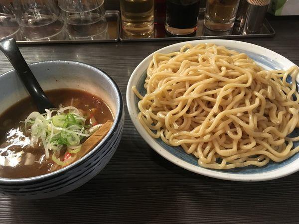 「つけそば(大)」@大勝軒next 上野店の写真