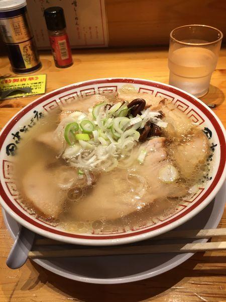 「肉そば」@田中そば店 秋葉原店の写真