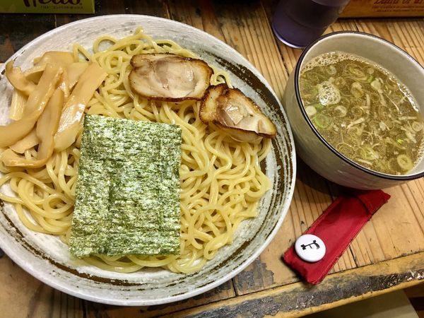 「煮干しつけ麺(大)」@九十九里の写真
