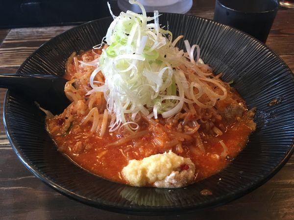 「辛味噌ラーメン」@大塚屋の写真