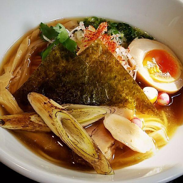 「【限定】秋味 850円」@麺や 蒼 AOIの写真