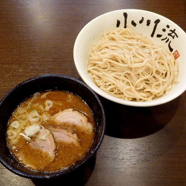 「味噌つけ麺半ちゃーしゅー(大盛同額 990円)」@つけ麺 小川流 多摩貝取店の写真