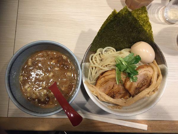 「特製つけ麺」@麺場 風天の写真