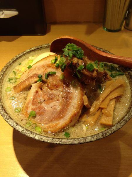 「【ラーパス限定】塩らーめん」@麺や 和の写真