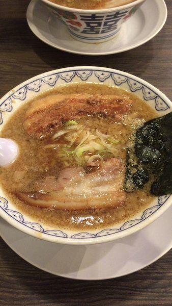 「角煮ばんから」@東京豚骨拉麺 ばんから 池袋本店の写真