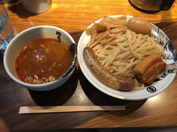 「つけ麺」@麺屋武蔵 虎洞の写真