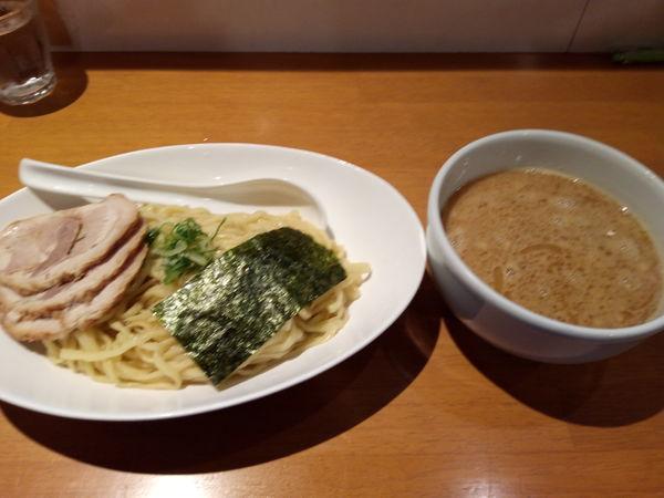 「濃厚つけ麺」@ラーメン ABE'sの写真