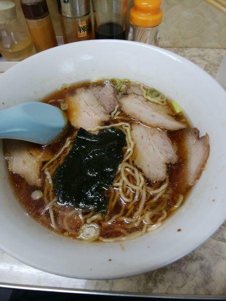 「チャーシュー麺」@三益の写真