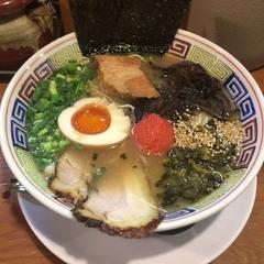 九州とんこつラーメン 幸福軒の写真