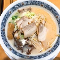 ざぼんラーメン AMU東口店の写真