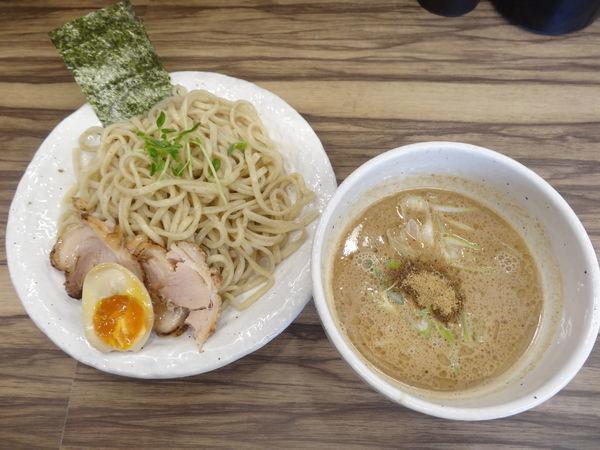 「トリプルブレンドつけめん」@双龍製麺の写真