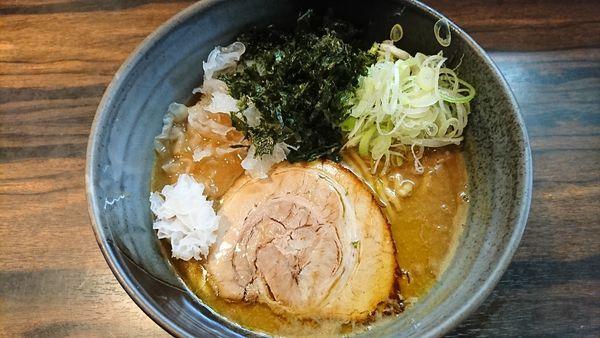 「並商らーめん 780円」@(麺)並木商事の写真