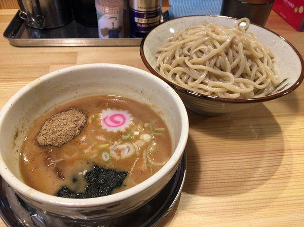 「つけ麺大盛り(800円→400円 開店サービス価格)」@麺屋 ふじ田 川口店の写真