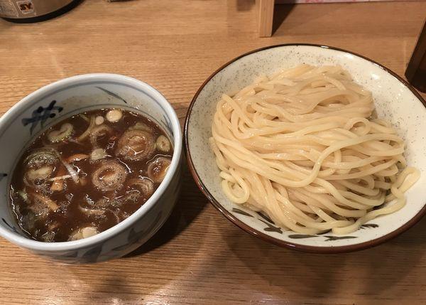 「江戸前つけ麺 中盛」@江戸前つけ麺 サスケの写真