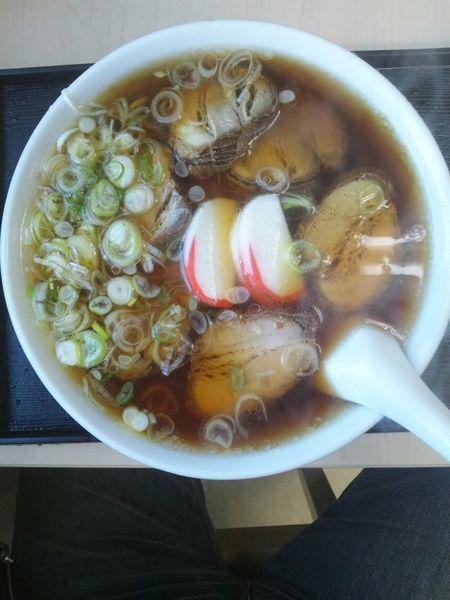 「チャーシュー麺(大盛り)」@大石家 本店の写真