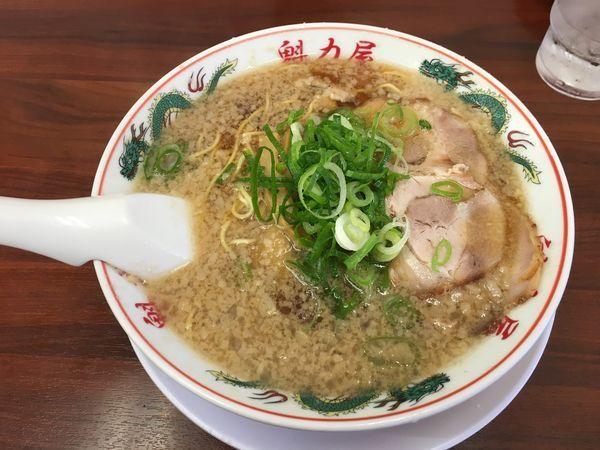 「特製醤油ラーメン」@ラーメン魁力屋 市ヶ尾店の写真