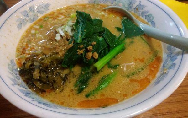 「特製担々麺」@和香佐の写真