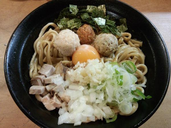 「横浜ジャンク並800円」@横浜家系ラーメン 喬の写真