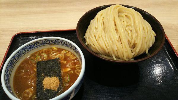 「つけ麺(大)」@つけ麺専門店 三田製麺所 セブンパークアリオ柏店の写真
