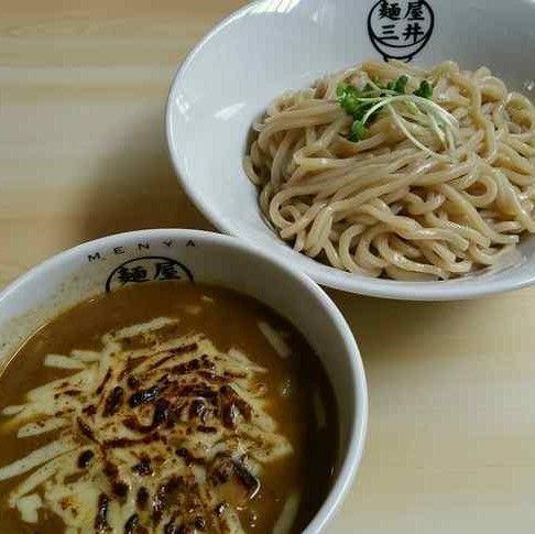 「カレーつけ麺 ¥830」@麺屋三井の写真