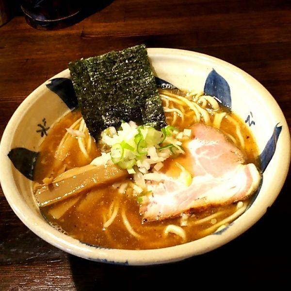 「らぁ麺」@光そばの写真