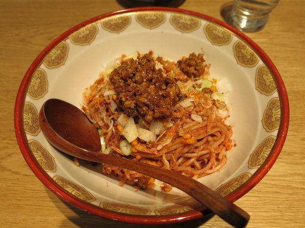 「海老辛担々麺:980円」@鶏そば十番 156 ICHIKORO トリエ京王調布店の写真