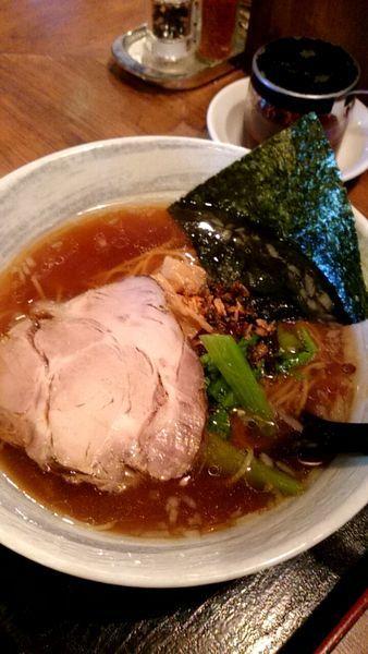 「ラーメン(醤油)680円」@麺屋 匠堂の写真