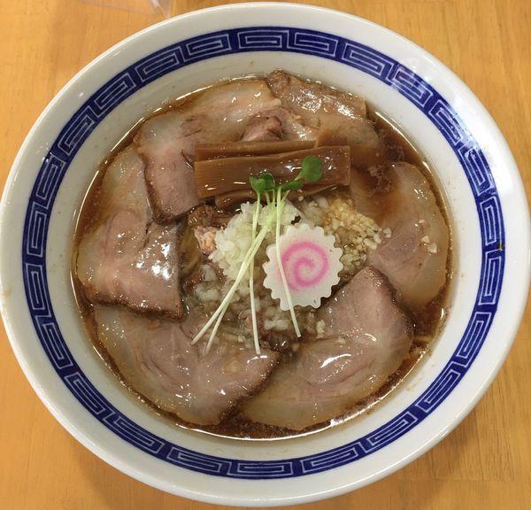 「俺たちの肉そば」@麺屋 一龍の写真
