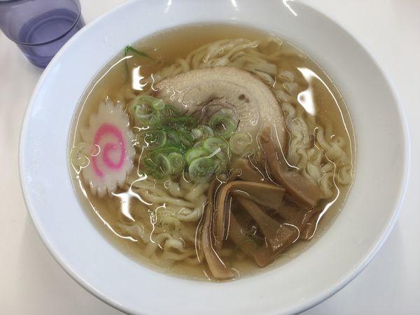 「特製佐野ラーメン/¥390」@麺処 ベイシアスーパーセンター青梅インター店の写真