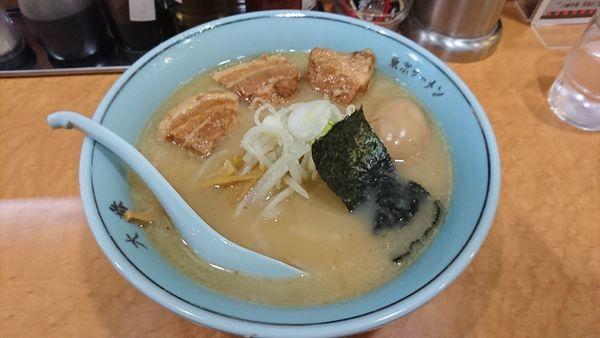 「角煮ラーメン ¥800」@大番 下赤塚店の写真