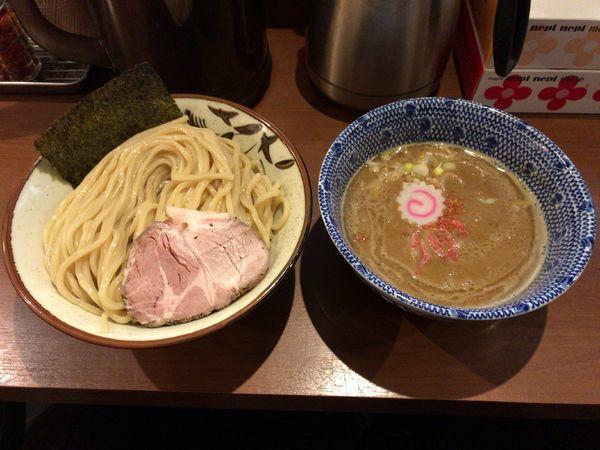 「海老つけ麺 味噌(800円)」@俺の麺 春道の写真